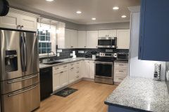 North Wilmington kitchen redesign 1