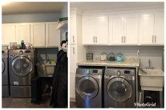 Garnet Valley Home Remodel before & after 3