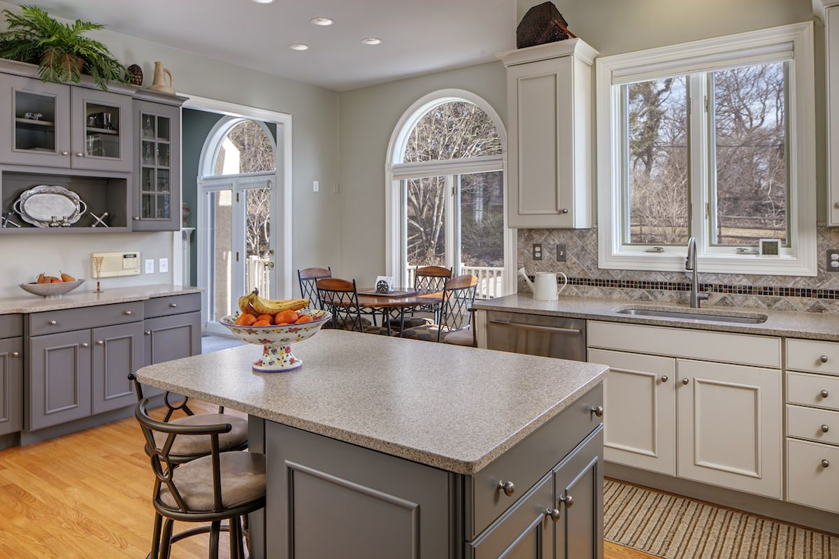 Greenville Kitchen Cabinet Installation   Holcomb Cabinetry