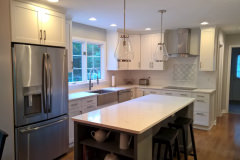 Hockessin Kitchen Cabinets 1