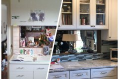 Northern Wilmington Before/After