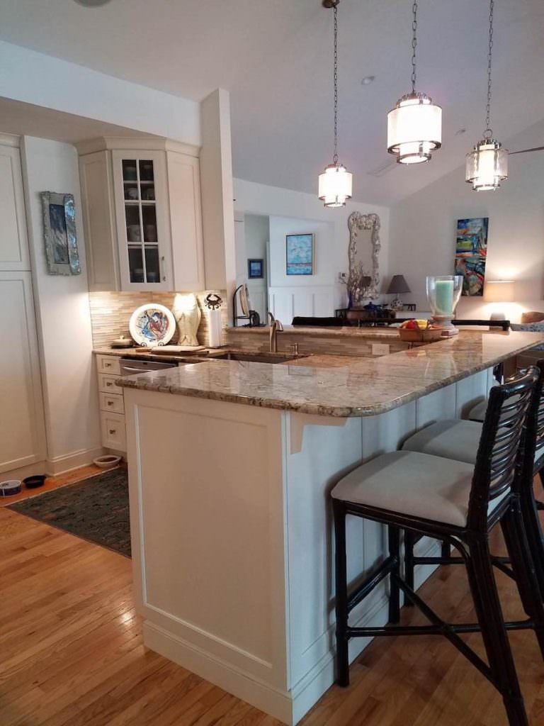 Dewey Beach Custom Cabinets