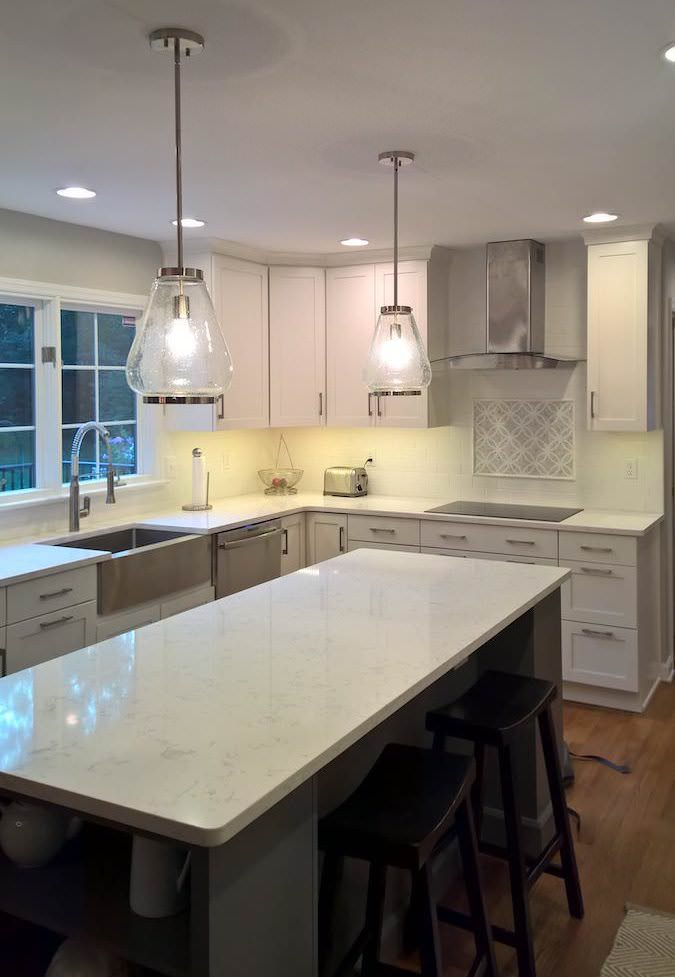 6 Stunning Modern Farmhouse Kitchen Design Ideas Holcomb Cabinetry,2 Bedroom Apartments For Rent In Brooklyn Craigslist